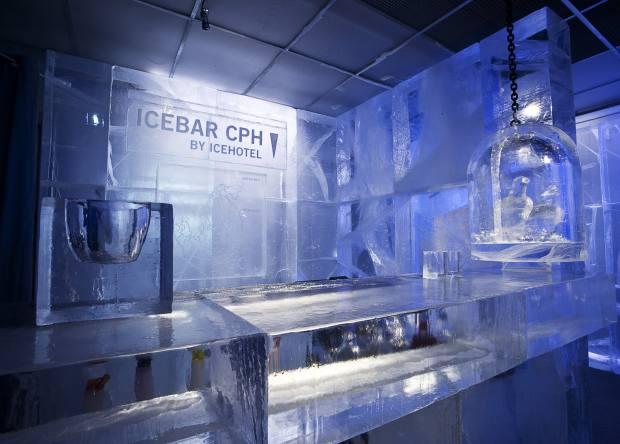 Icebar at Hotel Twentyseven.