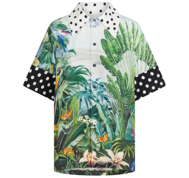 Dolce & Gabbana shirt, £845