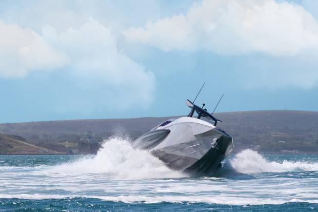 The Sunseeker Hawk 38, £642,000