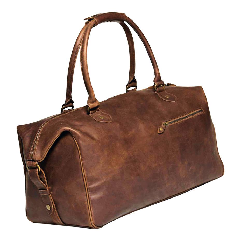 LeatherWeekender Linwood bag, £350