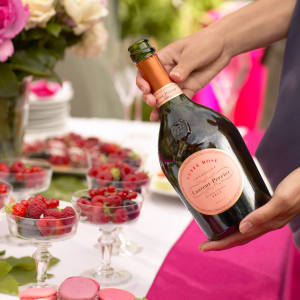 Laurent-Perrier will host a series of street-feast masterclasses at Taste of London
