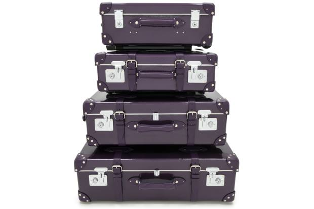 "The Deluxe trolley cases come in a variety of sizes, from the 18"" version (£2,015), the 20"" design (£2,110), and a 26"" model (£2,535) to the largest 30"" case (£3,065)"