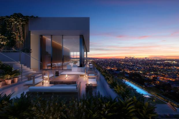 The West Hollywood Edition in LA is John Pawson and Ian Schrager's 10th project together