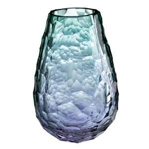 Moser Stones mouthblown vase (31cm high) in unleaded ecological crystal, £2,668