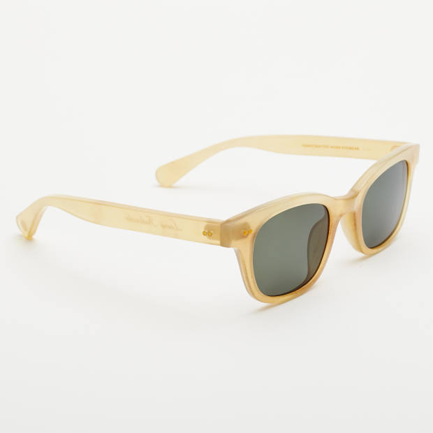 3864a9985eea Smart and ethical handmade horn eyewear   How To Spend It