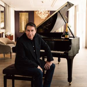 Jools Holland is the orchestrator-in-chief of this year's Krug event
