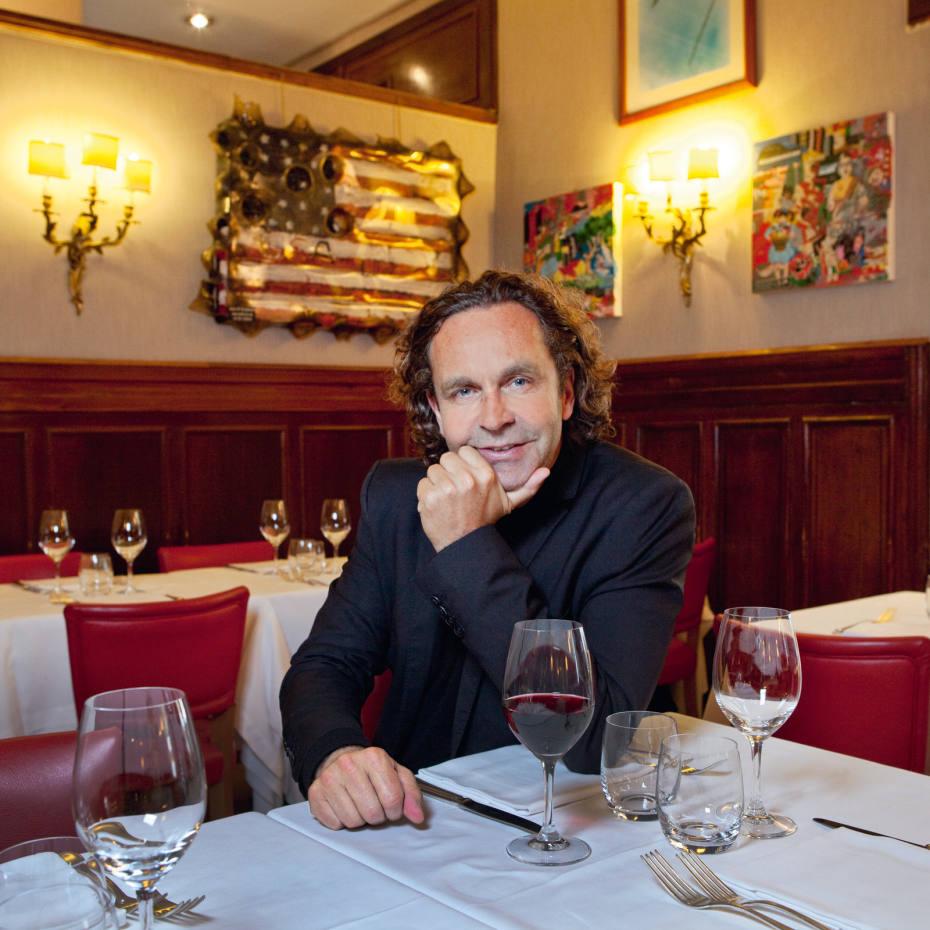 Thomas Flohr at Dal Bolognese
