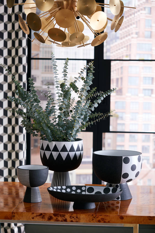 Jonathan Adler Palm Springs bowls, from £325