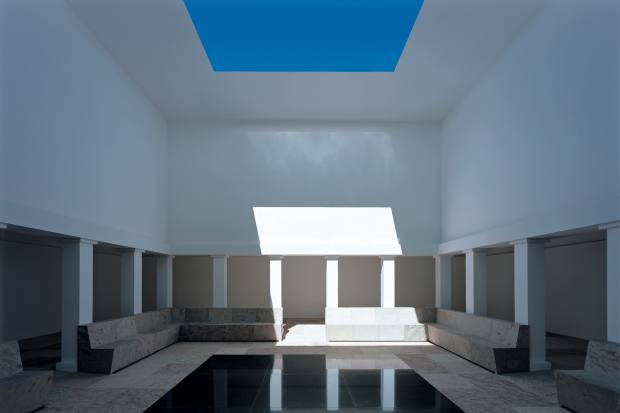 The James Turrell Museum in Argentina's Salta province
