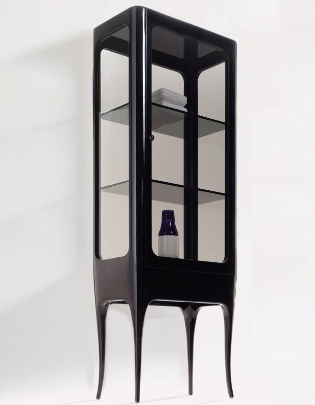 Jamie Hayón Collection for Bisazza glass-fronted cabinet, £5,760