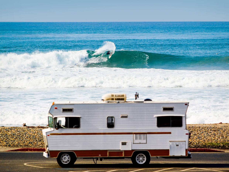 The joy of the campervan