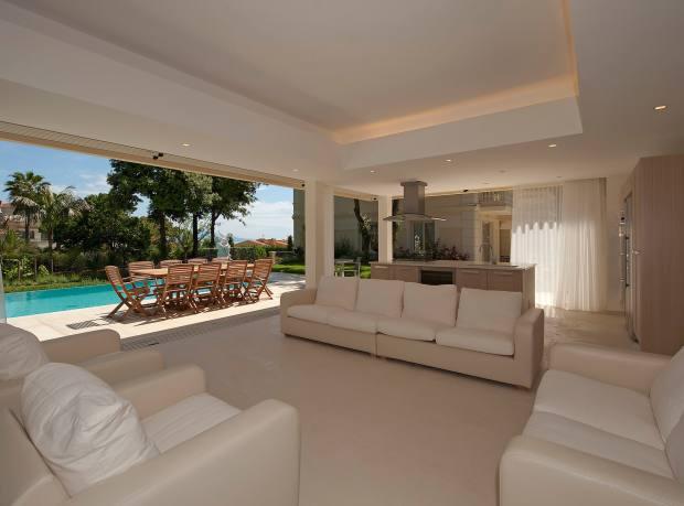 A four-bedroom neo-belle-époque villa on Cap Martin, €25m through Knight Frank