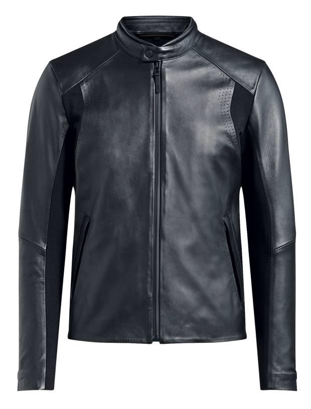 Belstaff x McLaren leather Hybrid jacket, £1,195