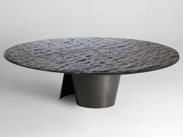 Damien Gernay coffee table at Gosserez Gallery