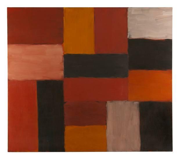 Desire or Desired, 2007, oil on linen