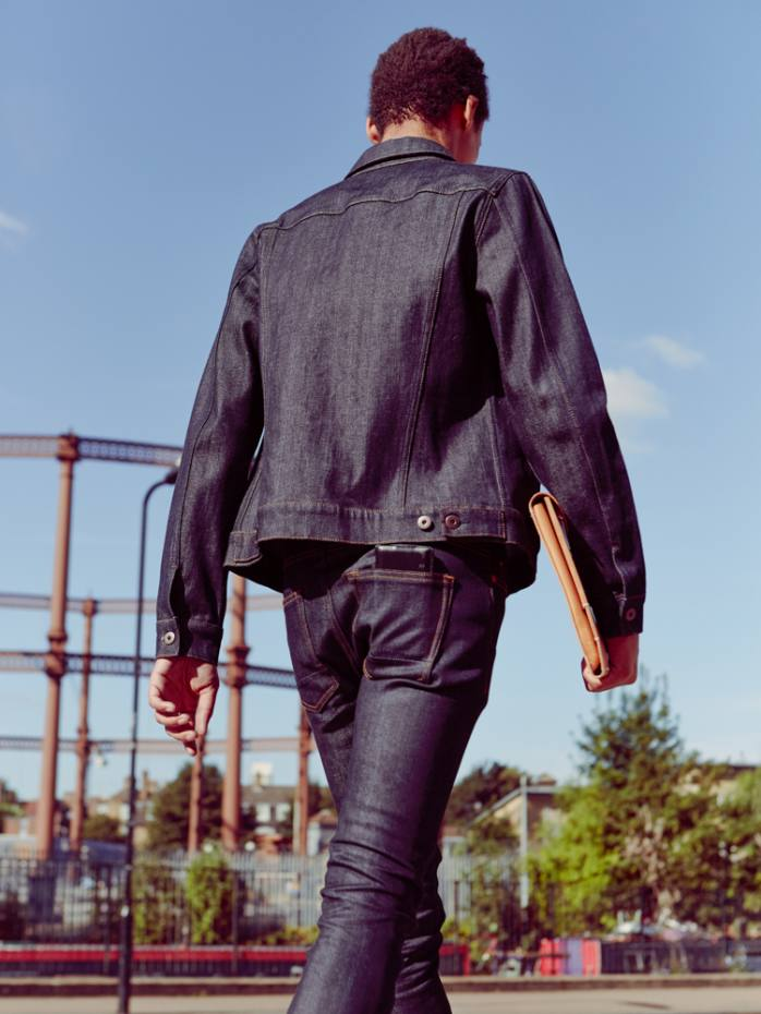 Natural Selection founder John Park has created a London one-stop-shop for a man's entire denim repertoire