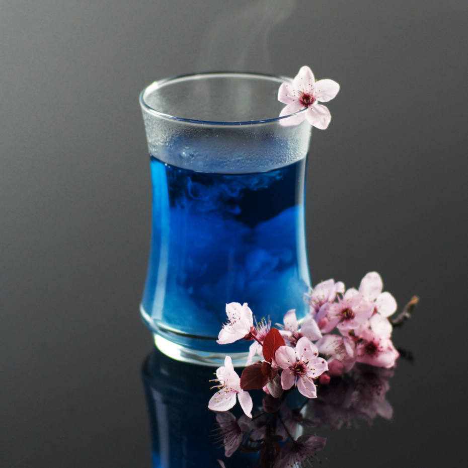 Bluechai butterfly pea flower tea, €15.50 for 30g