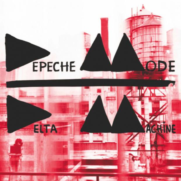Delta Machine by Depeche Mode