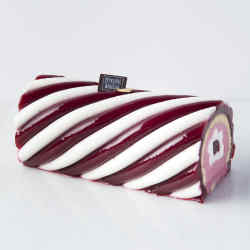 Epicerie Boulud Candy Cane cake, $42