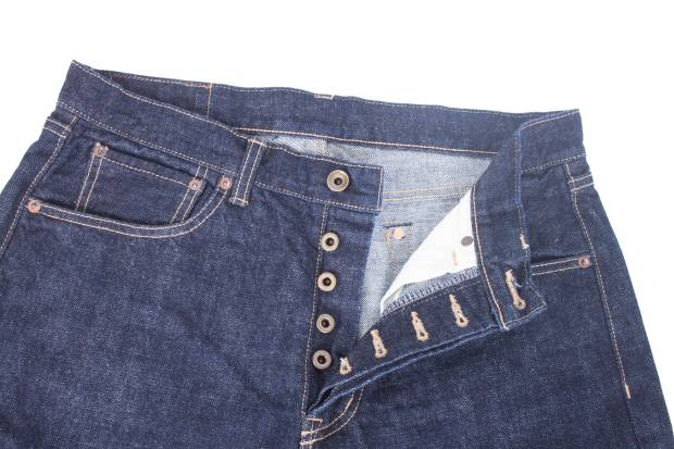 Richard Anderson jeans, from £450