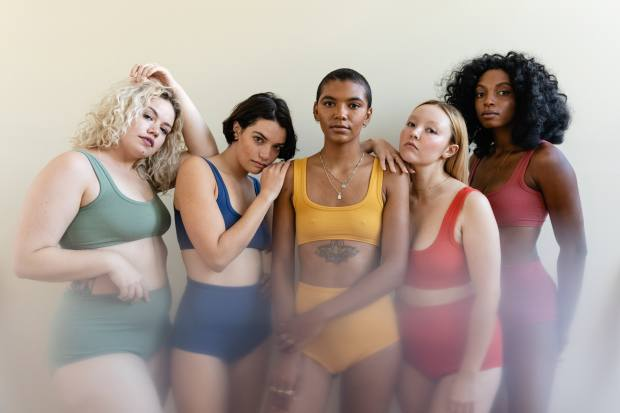 ARQ cotton-mix bras, from $34