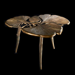 Claude Lalanne Gingko coffee table, estimate €70,000-€90,000