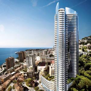 Tour Odéon, apartments from €17.5m through Knight Frank