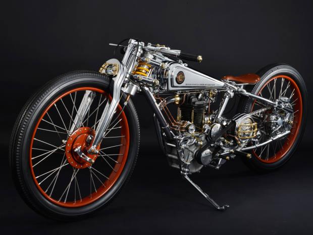 Chicara ArtIIImotorbike