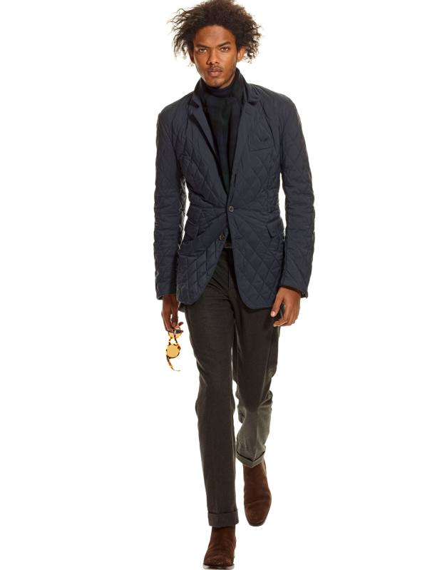 Polo Ralph Lauren nylon jacket, £345