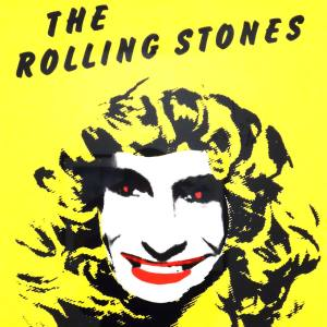 Ronnie Wood's Some Girls poster from 1978, $4,500