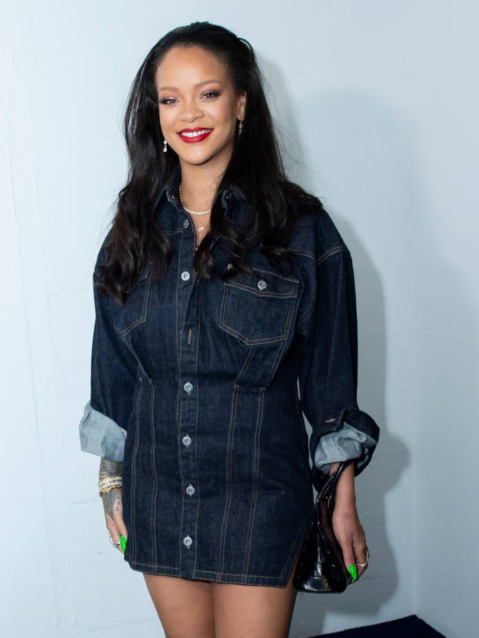 Rihanna's Fenty fashion label launched with LVMH last May, and is now holding a pop-up in Selfridges