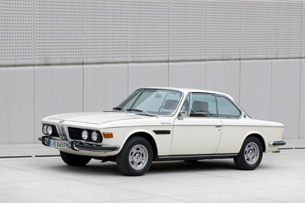 The 1970s BMW 3.0
