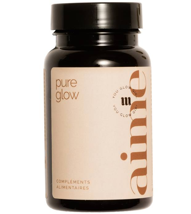 Aime Pure Glow, £30 for 60 capsules