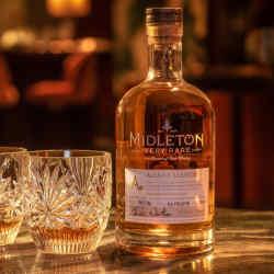 The Adare Manor MidletonVery Rare Single Cask Irish Whiskey, €2,000