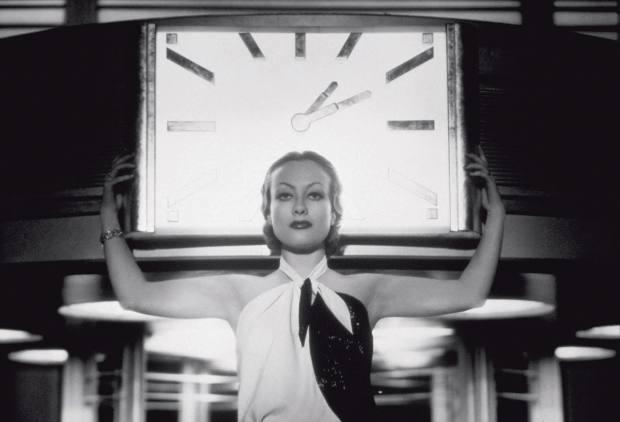 Joan Crawford in Letty Lynton, 1932