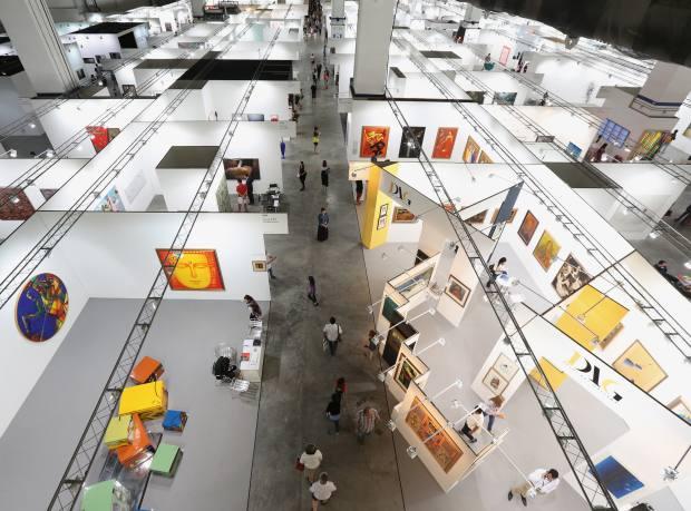Art Stage fair, 2014
