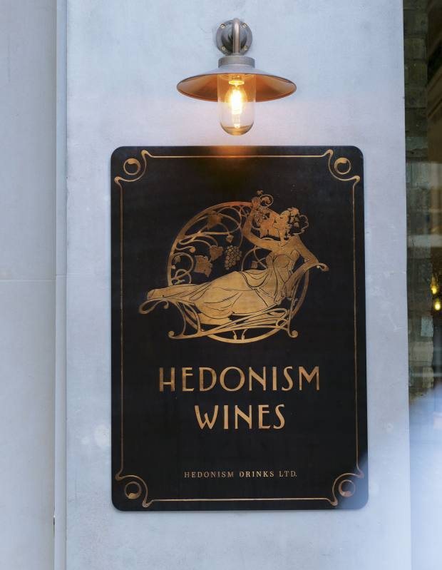 Hedonism Wines' exclusive Mayfair address took a year to secure