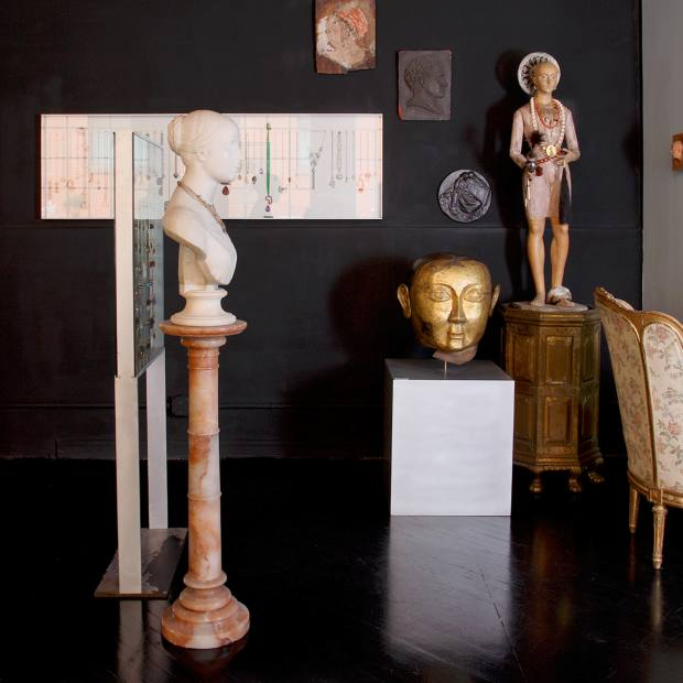 De Vera, in New York's SoHo, has a thoughtful edit of antique jewellery and art