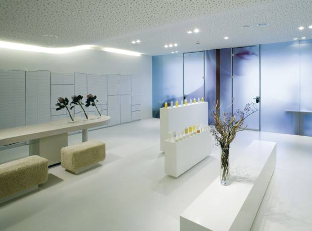 The Lanserhof therapy centre.