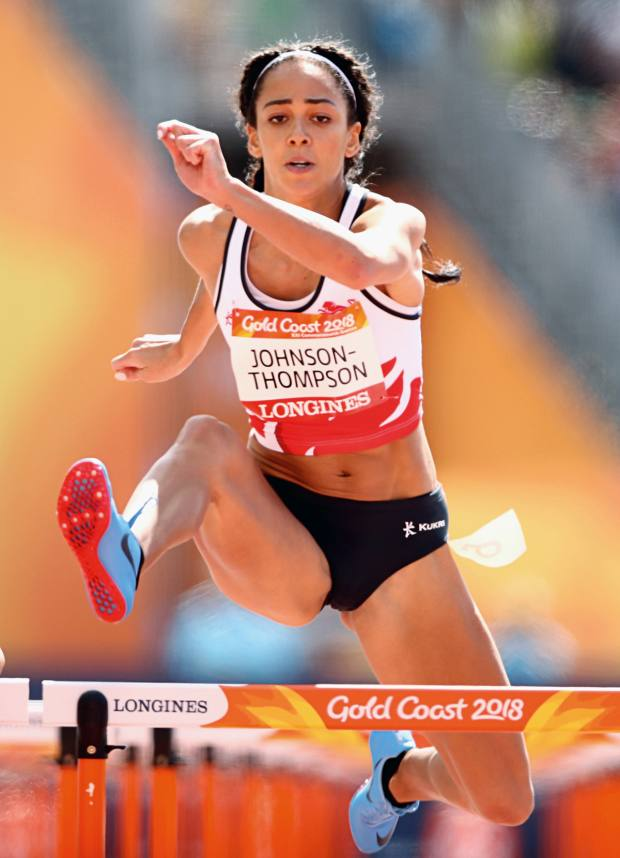 Heptathlete and pentathlete Katarina Johnson-Thompson was another beneficiary, and is now the Trust's patron