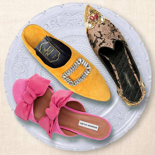 b92ca210d24fc Women's flats that rise to any occasion | How To Spend It