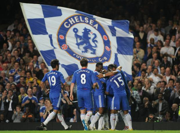 Chelsea footballers.