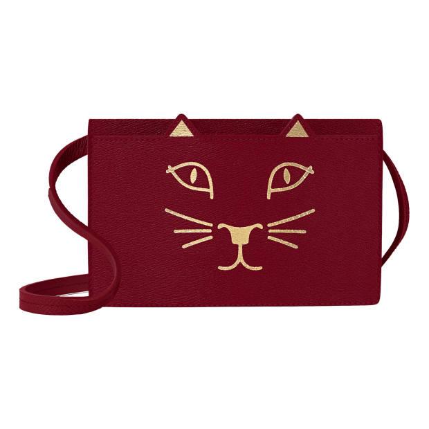 Emilia Wickstead's Charlotte Olympia bag, £495