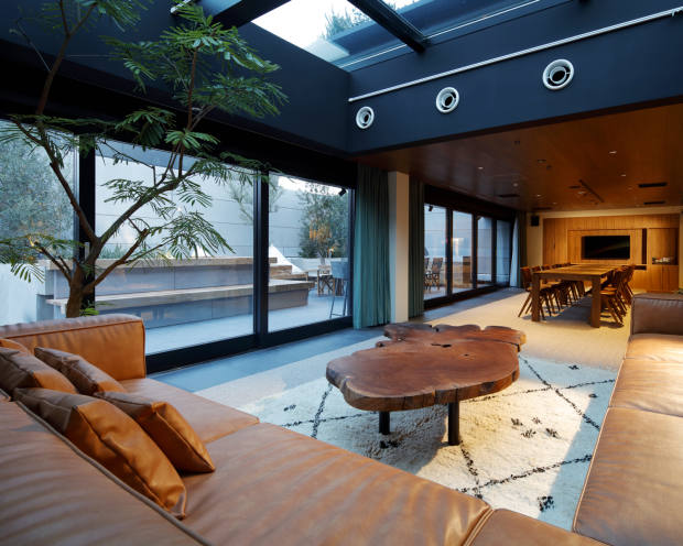 The Terrace Suite, from about £4,800