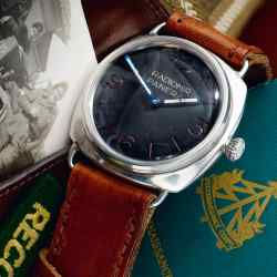 A c1940s Panerai 3646 that fetched £52,316 at Fellows in January
