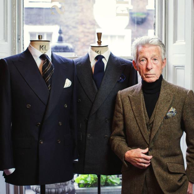 Tailor Edward Sexton