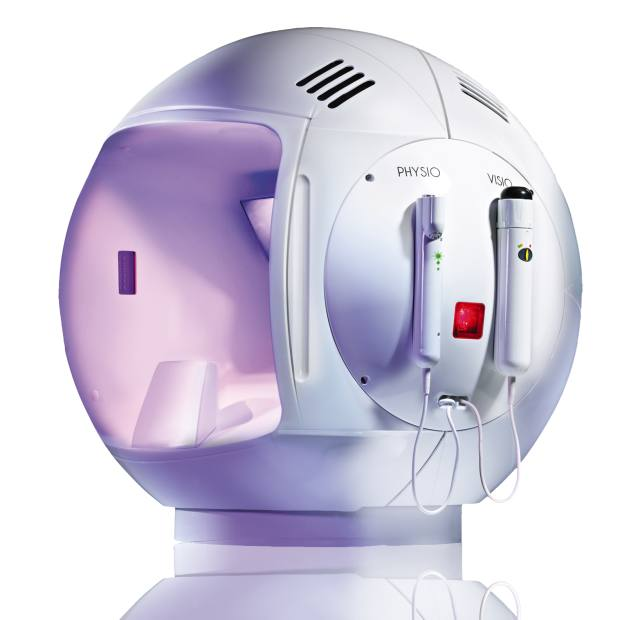 The Ioma scanner known as The Sphere