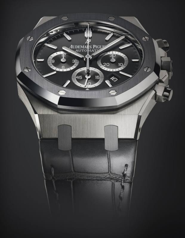 Audemars Piguet Royal Oak Lionel Messi limited-edition watch, from £21,300