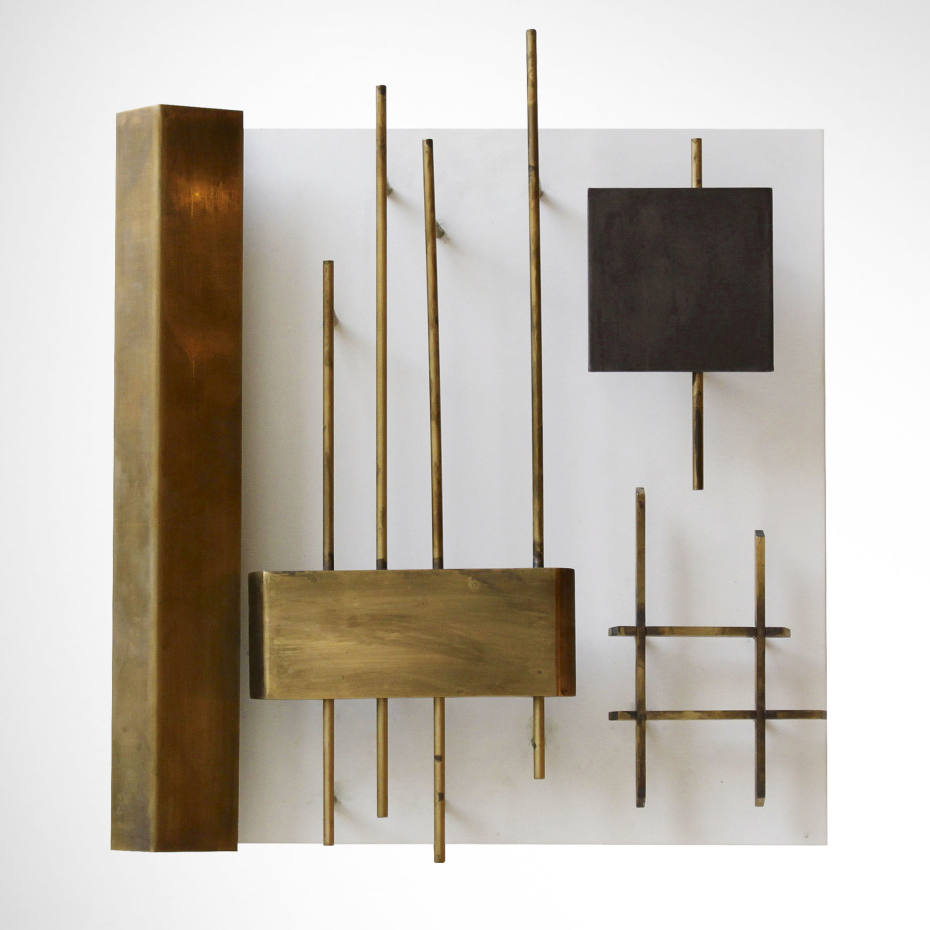 Gio Ponti's 1960 wall lights for Lumi, £11,000 for a pair