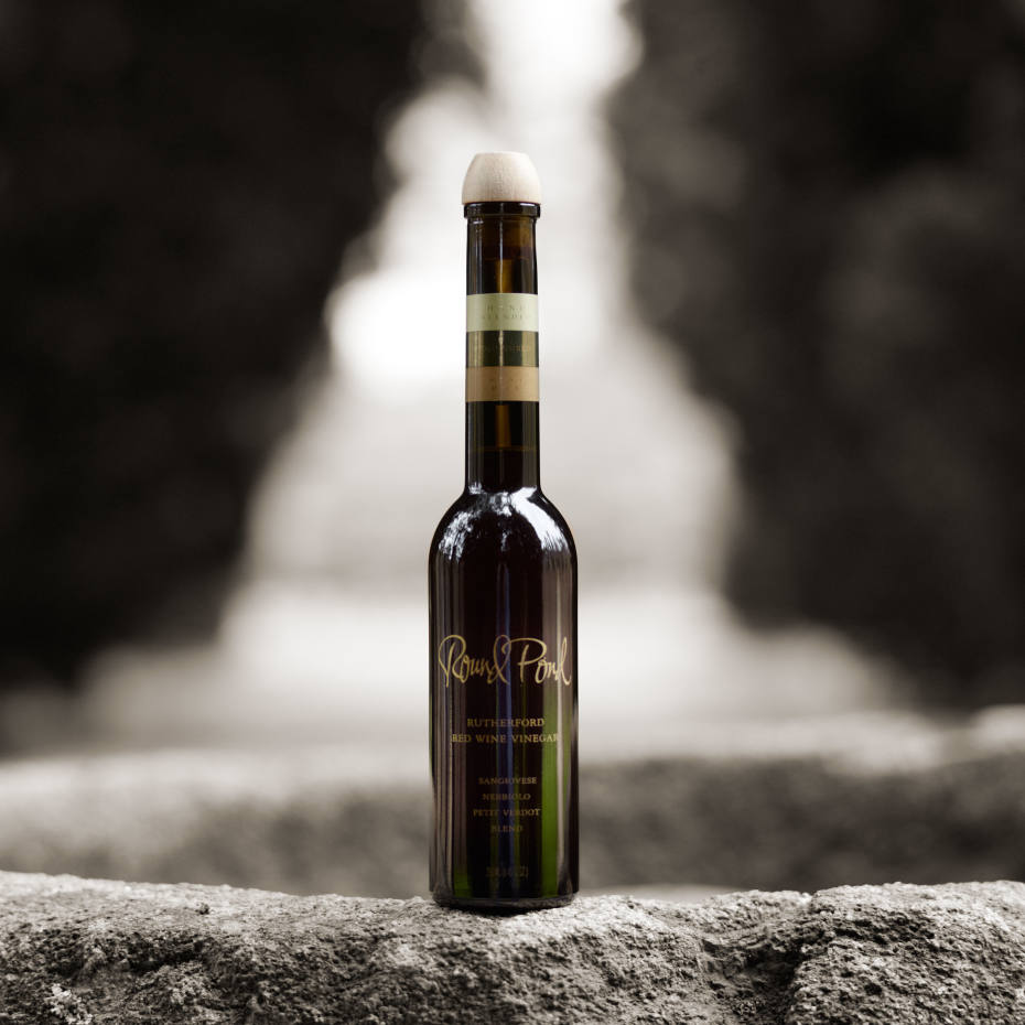 Rutherford Red Wine Vinegar, $18 for 250ml